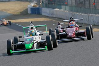 2014年S-FJ筑波開幕戦