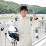 13.4連続ポールトゥウインを飾った岡本大地選手
